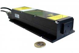 Импульсные твердотельные лазеры с диодной накачкой, оснащенные Q-switched,  серии DSS-1064
